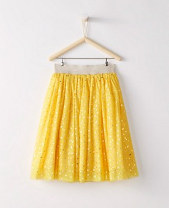 Girls Tea Length Tulle Skirt by Hanna Andersson
