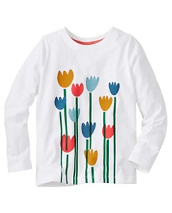 Art Tee In Supersoft Jersey by Hanna Andersson