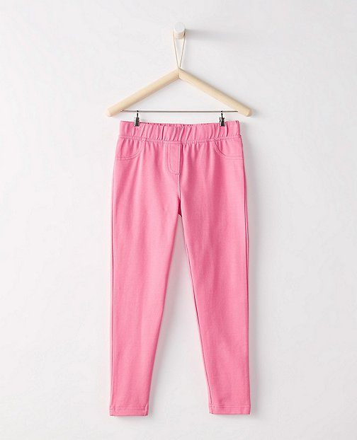 Girls Soft Jeggings by Hanna Andersson