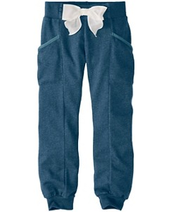 Wrap Pocket Sweats In 100% Cotton by Hanna Andersson