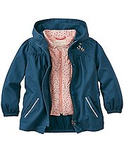 Girls Three Ways Jacket & Vest Set  by Hanna Andersson