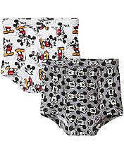 Disney Mickey Mouse Training Unders In Organic Cotton by Hanna Andersson
