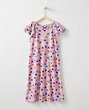 Girls Nightgown In Dreamy Poly by Hanna Andersson