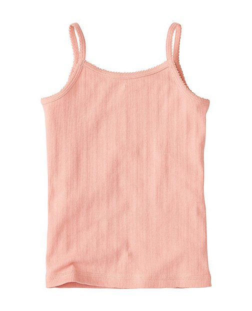 Girls Soft Pointelle Cami by Hanna Andersson