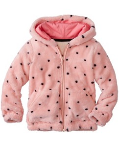 Girls Marshmallow Hoodie by Hanna Andersson