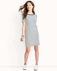 Women's Luxe Jersey Fisherman Dress by Hanna Andersson