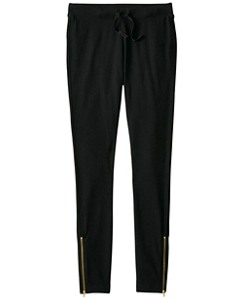 Women Side Zip Leggings by Hanna Andersson