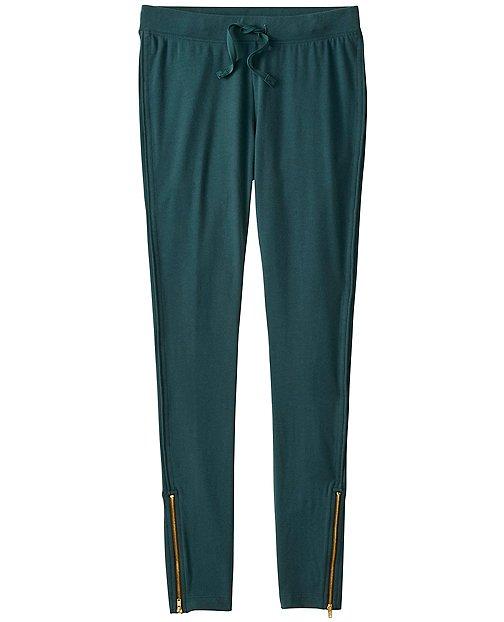 Women Side Zip Leggings by Hanna Andersson