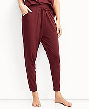 Slouchy PJ Pant In Stretch Jersey by Hanna Andersson