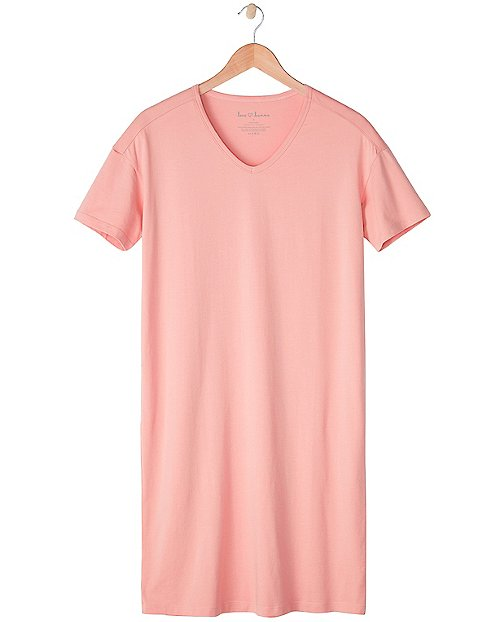 Love, Hanna Pima Sleep Tee by Hanna Andersson