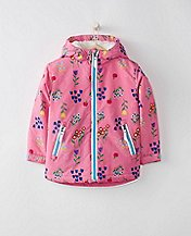 Kids Fleece Lined Parka by Hanna Andersson