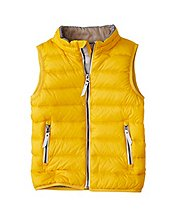 Kids Superlight Down Vest by Hanna Andersson