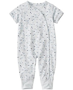Snuggle Romper In Organic Pima Cotton by Hanna Andersson