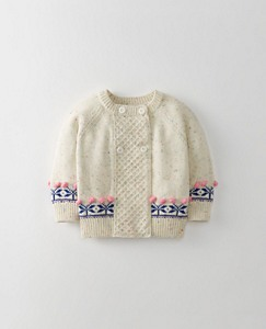Toddler Button Top Cardigan by Hanna Andersson