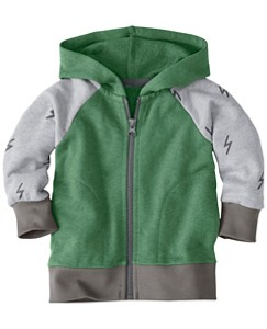 So Soft Hoodie In 100% Cotton by Hanna Andersson