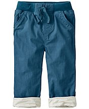 Baby Jersey Lined Joggers by Hanna Andersson