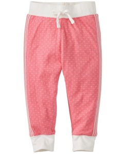Toddler Side Stripe Sweats by Hanna Andersson