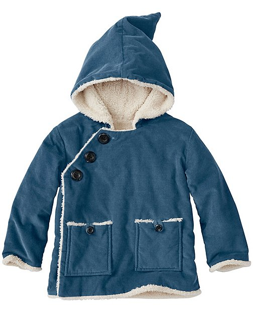 Baby Cozy Sherpa Lined Elf Jacket by Hanna Andersson