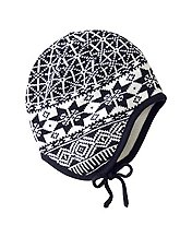 Baby Nordic Knitting Pilot Cap by Hanna Andersson
