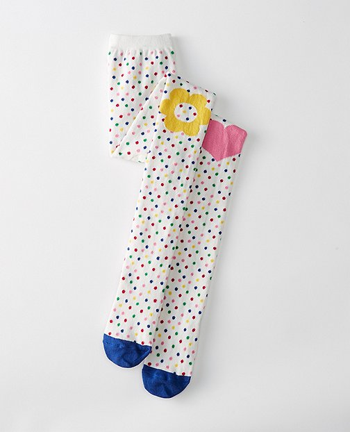 Kids Mix A Lot Tights by Hanna Andersson