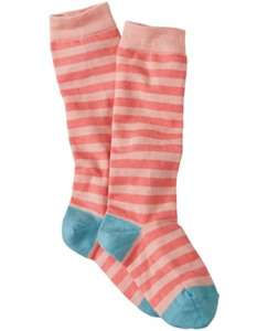 Stripey Knee Socks by Hanna Andersson