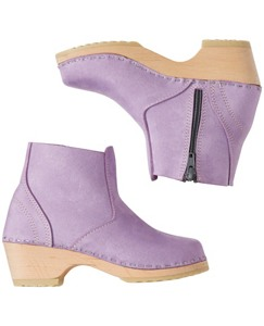 Girls Swedish Boot Clogs by Hanna Andersson