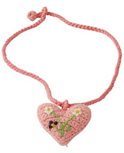 Crochet Necklace by Hanna Andersson