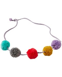 Warm Fuzzies Necklace by Hanna Andersson