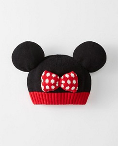 Kids Disney Mickey Mouse Beanie by Hanna Andersson