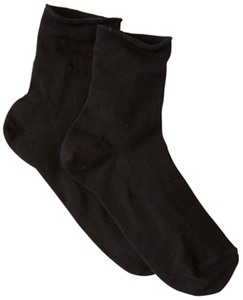 Pointelle Roll Top Socks by Hanna Andersson