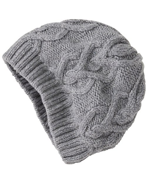 Women's Supersoft Cable Beanie by Hanna Andersson