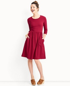 Women's Elisabet Dress by Hanna Andersson