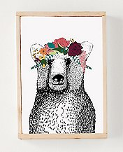 Art Prints By Hanna
