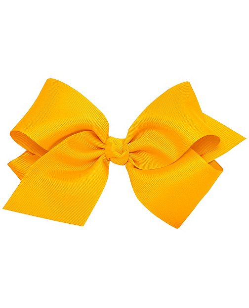 Kids Really Big Ribbon Bow Clip by Hanna Andersson