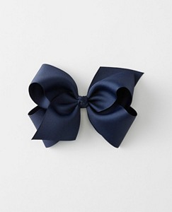 Really Big Ribbon Bow Clip by Hanna Andersson