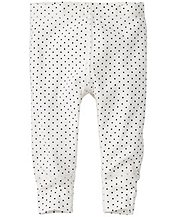 First Layer Wiggle Pants In Organic Cotton by Hanna Andersson