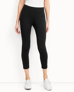 Women's Signature Capri Leggings by Hanna Andersson