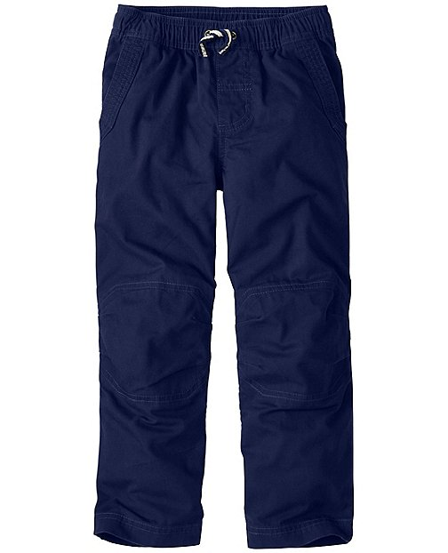 Double Knee Canvas Pants by Hanna Andersson