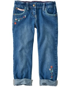 Not Old Enough For A Boyfriend Jeans by Hanna Andersson