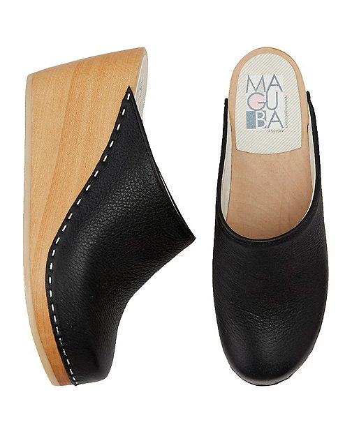 Swedish Wedge Clogs by Maguba