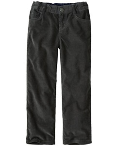 Boys Straight Leg Cords by Hanna Andersson