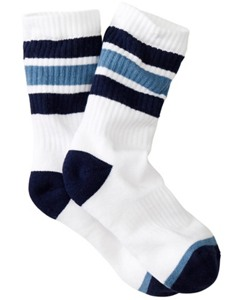 Sport Crew Socks by Hanna Andersson