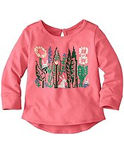 Baby Art Tee In Supersoft Jersey by Hanna Andersson