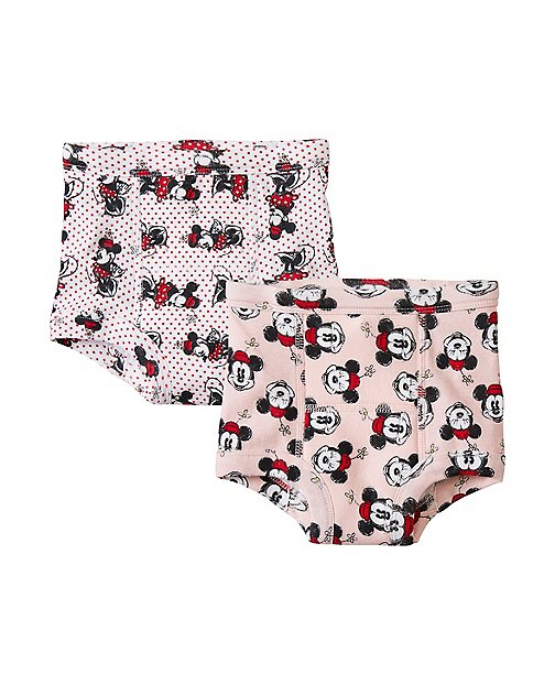 Disney Minnie Mouse Training Unders In Organic Cotton by Hanna Andersson