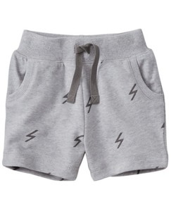 So Soft Shorts in French Terry by Hanna Andersson
