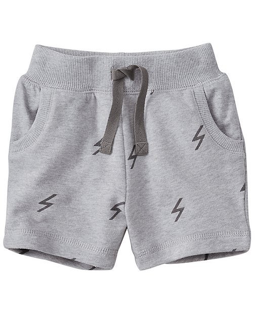 Baby So Soft Shorts in French Terry by Hanna Andersson