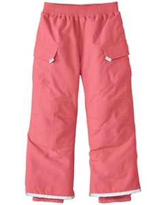 Kids Snowboard Pants by Hanna Andersson