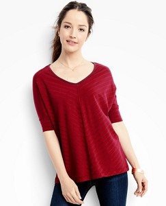 Women's Drapey Soft Tee by Hanna Andersson