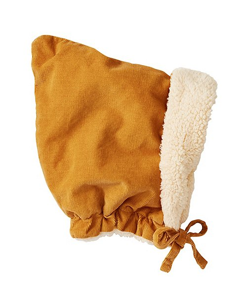Baby Cozy Sherpa Lined Bonnet by Hanna Andersson