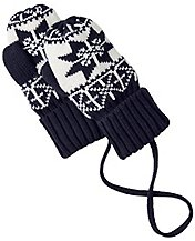 Baby Nordic Knitting Mouse Mittens by Hanna Andersson